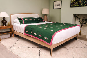 Kachin Bed Cover