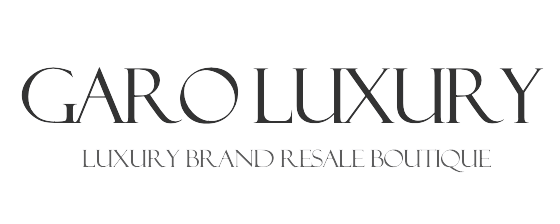 Garo Luxury - Authentic Luxury Brand Resale Boutique