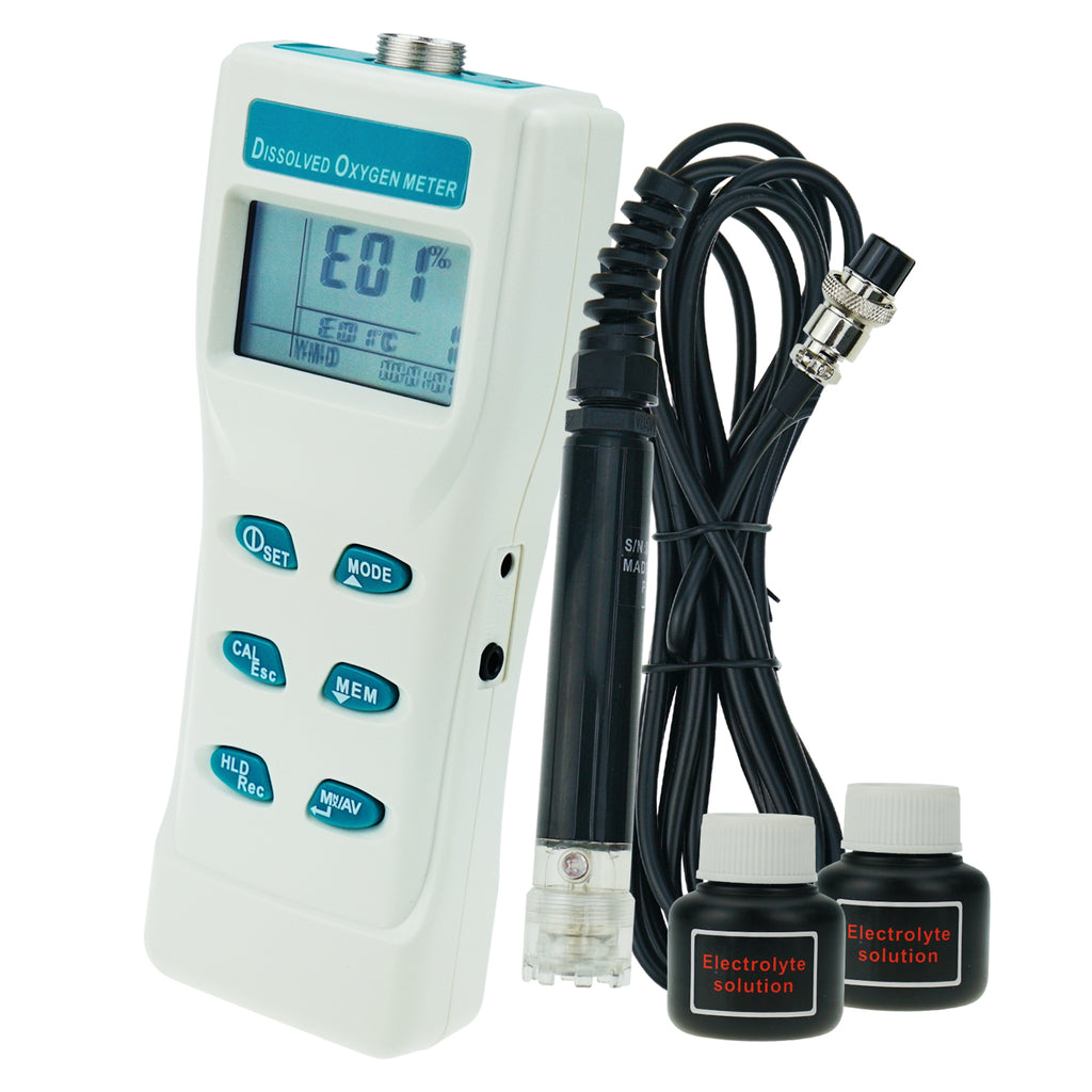 DOTK-99 Digital Dissolved Oxygen DO Meter Water Quality Tester Handheld Tool-Tekcoplus Ltd.