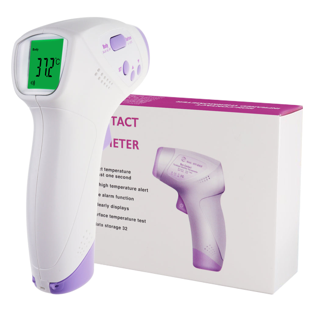 TK294PLUS Digital 2-in-1 Body Forehead Thermometer CE, FCC, RoHS Certified for Baby Infant AdultHuman