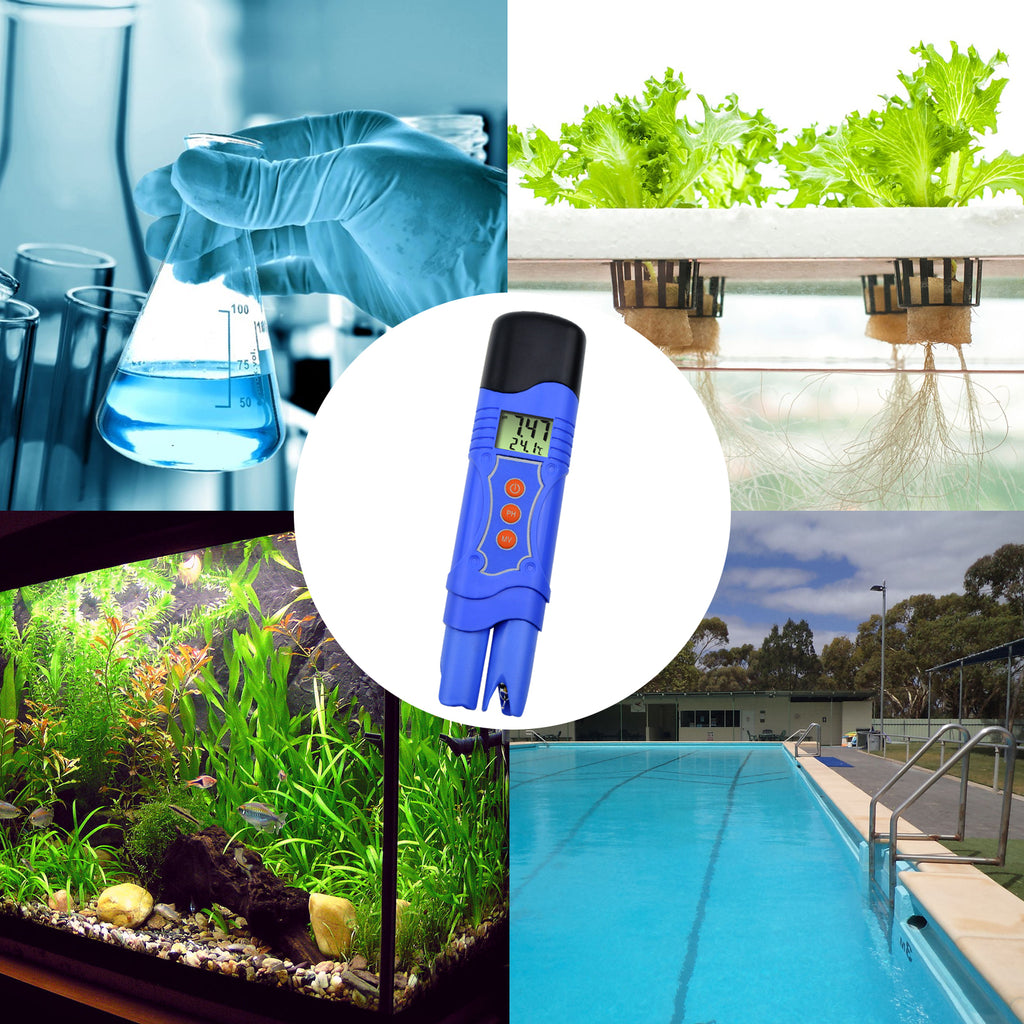 PHTK-224 PH ORP Temperature Meter 3-in-1 Combo Water Quality Tester Pen Type with ATC-Tekcoplus Ltd.