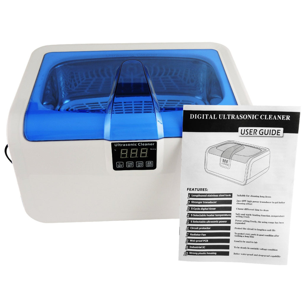 Uctk 831 Stainless Steel Ultrasonic Cleaner Heater 25l Jewelry Circuit Transmitter Industrial Products Automotive Device Amp Accessoriesuctk 25