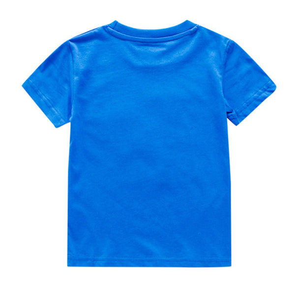 New Kids Baby Boys Summer T shirt Children