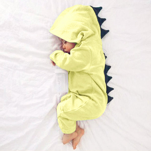 New Newborn Infant Baby Boy Girl Dinosaur