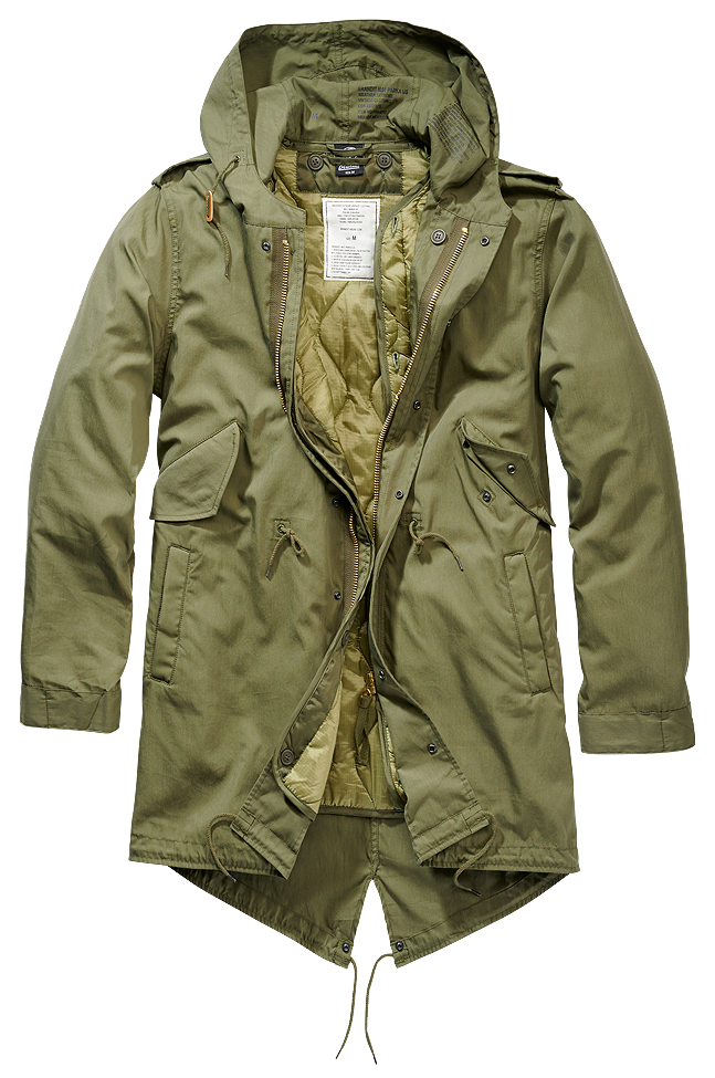 M51 U.S. Parka - Olive - Be Imperial