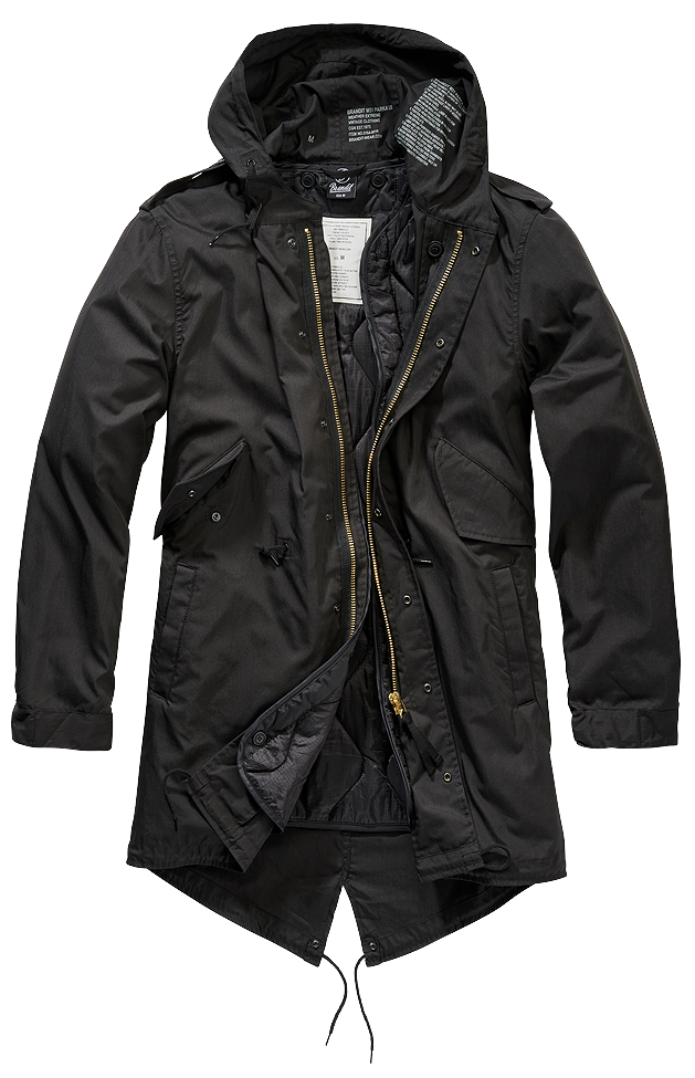 M51 U.S. Parka - Black - Be Imperial