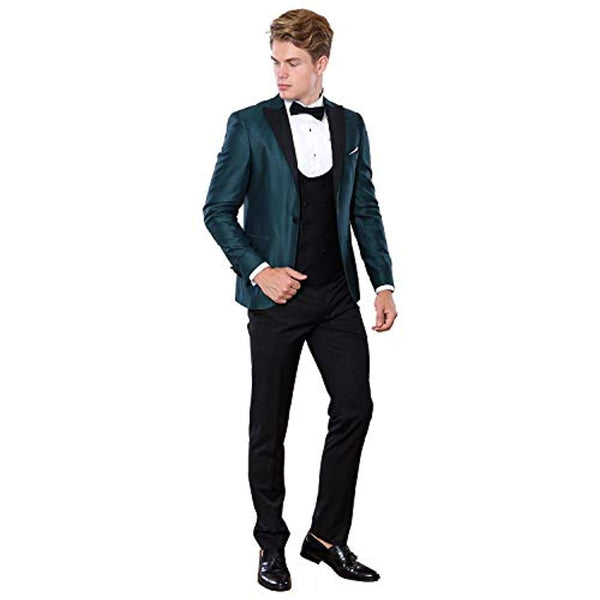 Mens Suit Double Breasted for Wedding - Be Imperial