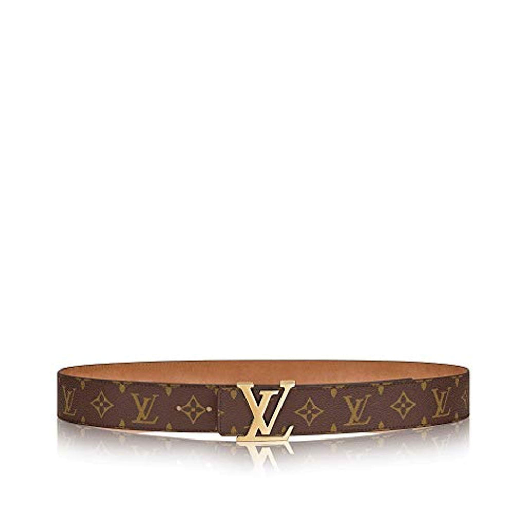 Louis Vuitton Belt LV Initiales Monogram 40 mm