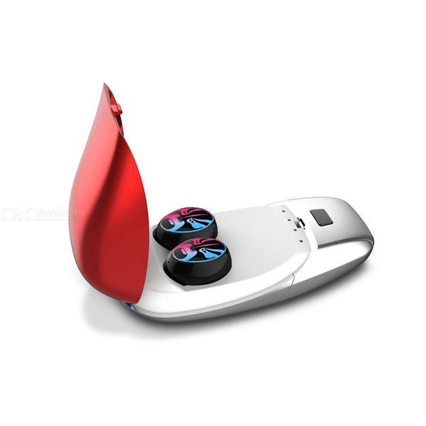 Wireless Bluetooth Earphone With Breathing Lamp Noise