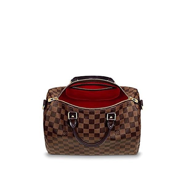Louis Vuitton Damier Ebene Canvas Speedy Bandouliere