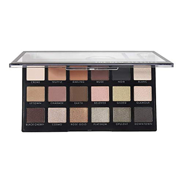 e.l.f. The New Classics 18 Eyeshadow Palette Set