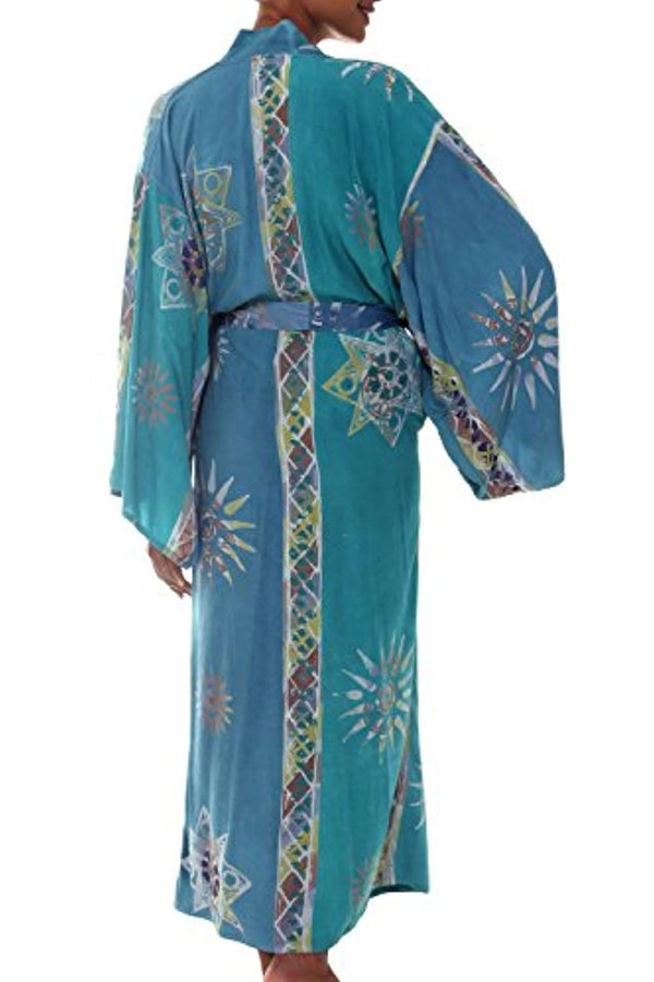 Women's Floral Lightweight Robe,