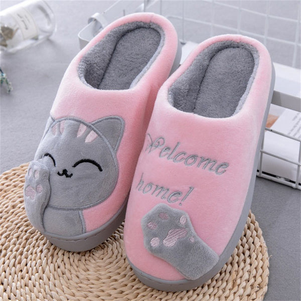 Bedroom Plush  Slippers