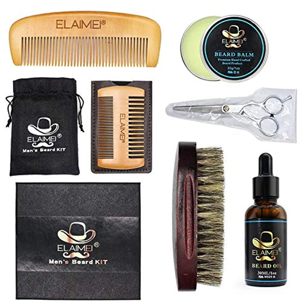 Beard Grooming&Trimming Gift Kit For Men