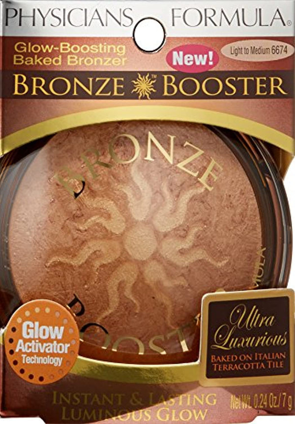 Bronze Booster Glow