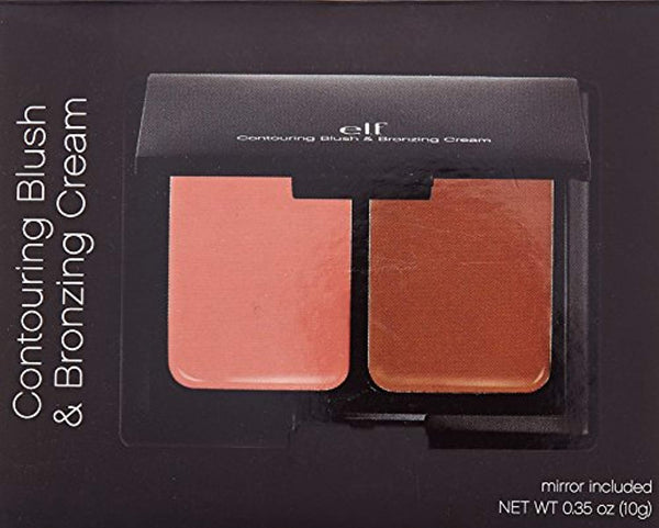 e.l.f. Contouring Blush and Bronzing Cream