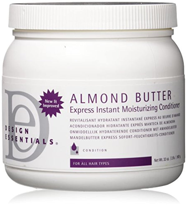 Almond Butter Express Instant Moisturizing Conditioner, Best Value- 32oz