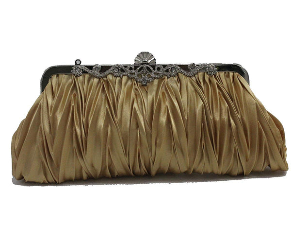 Silk Evening Handbag