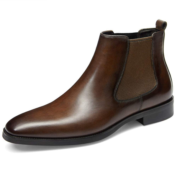 Leather  Boots for Men - Be Imperial