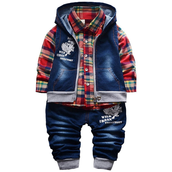 Baby Boys 3pcs Clothing Set