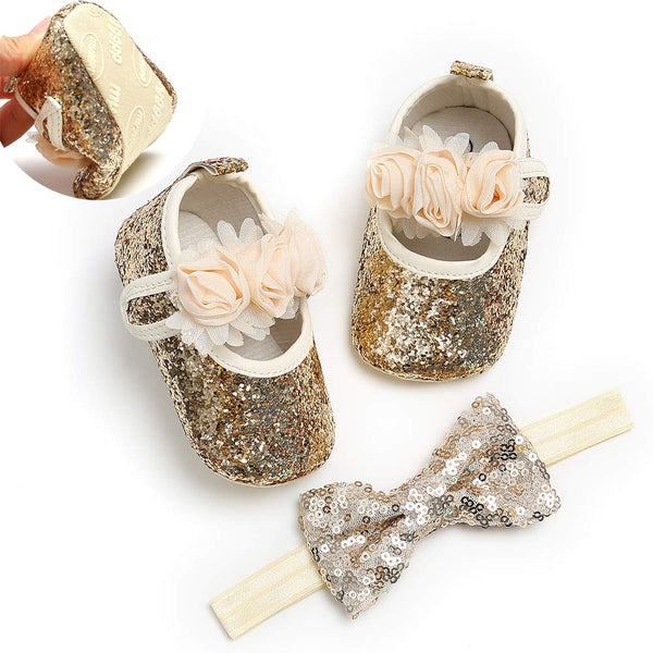Baby Girl Shoes - Be Imperial