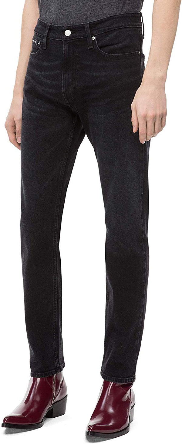 Calvin Klein Men's Athletic Taper Fit Jeans
