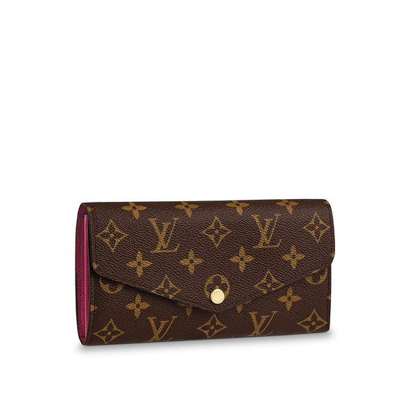 Louis Vuitton Sarah Wallet Monogram Canvas