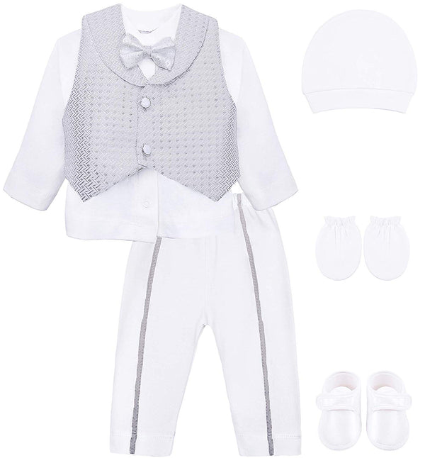 Baby Boys 6 Piece Set