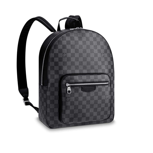 Louis Vuitton Josh Backpack (Monogram Macassar)