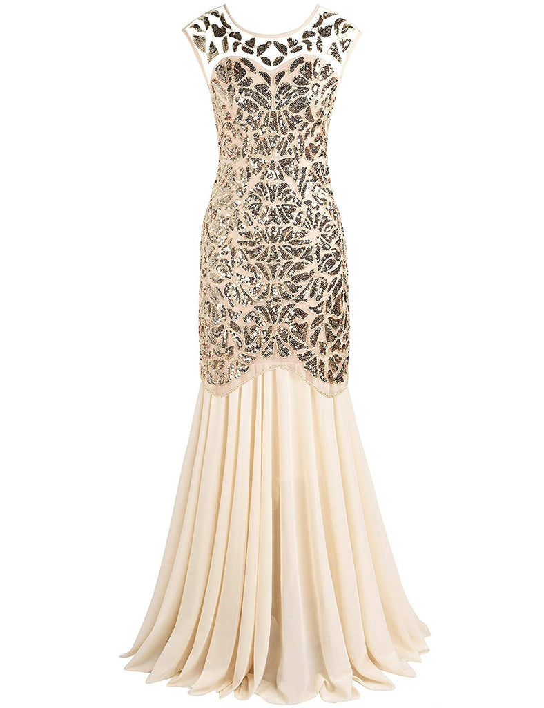 Long Evening  Dress - Be Imperial