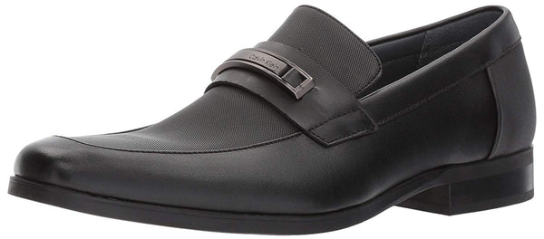 Calvin Klein Men's Soft Leather Shoes