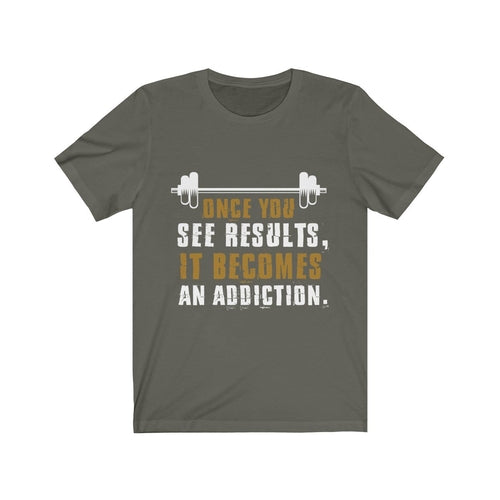 Once You See Results It Becomes An Addiction Short - Be Imperial