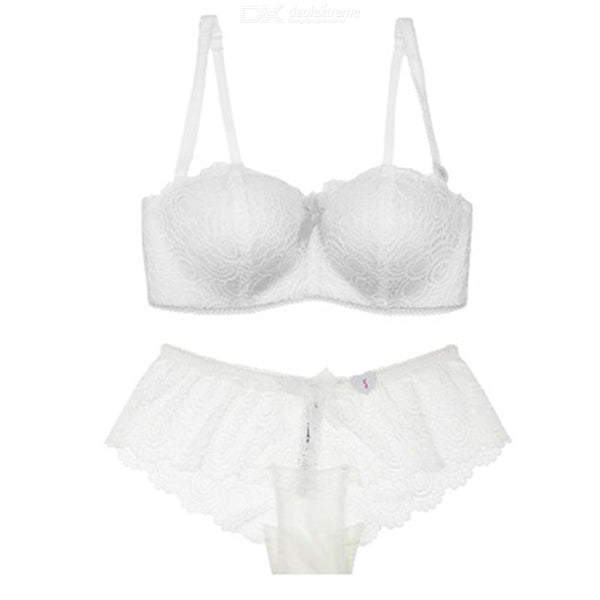 Womens Lace Lingerie Set