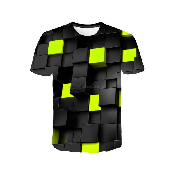 3D T-Shirt Short Sleeve