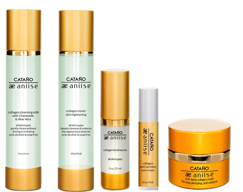 The Aniise by Adriana Cataño Collagen Anti-Aging - Be Imperial
