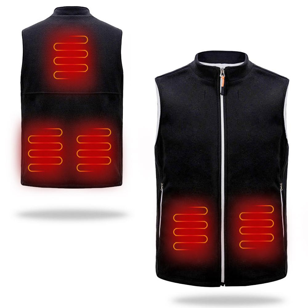 Heating Vest Washable Usb Charging Three Speed - Be Imperial