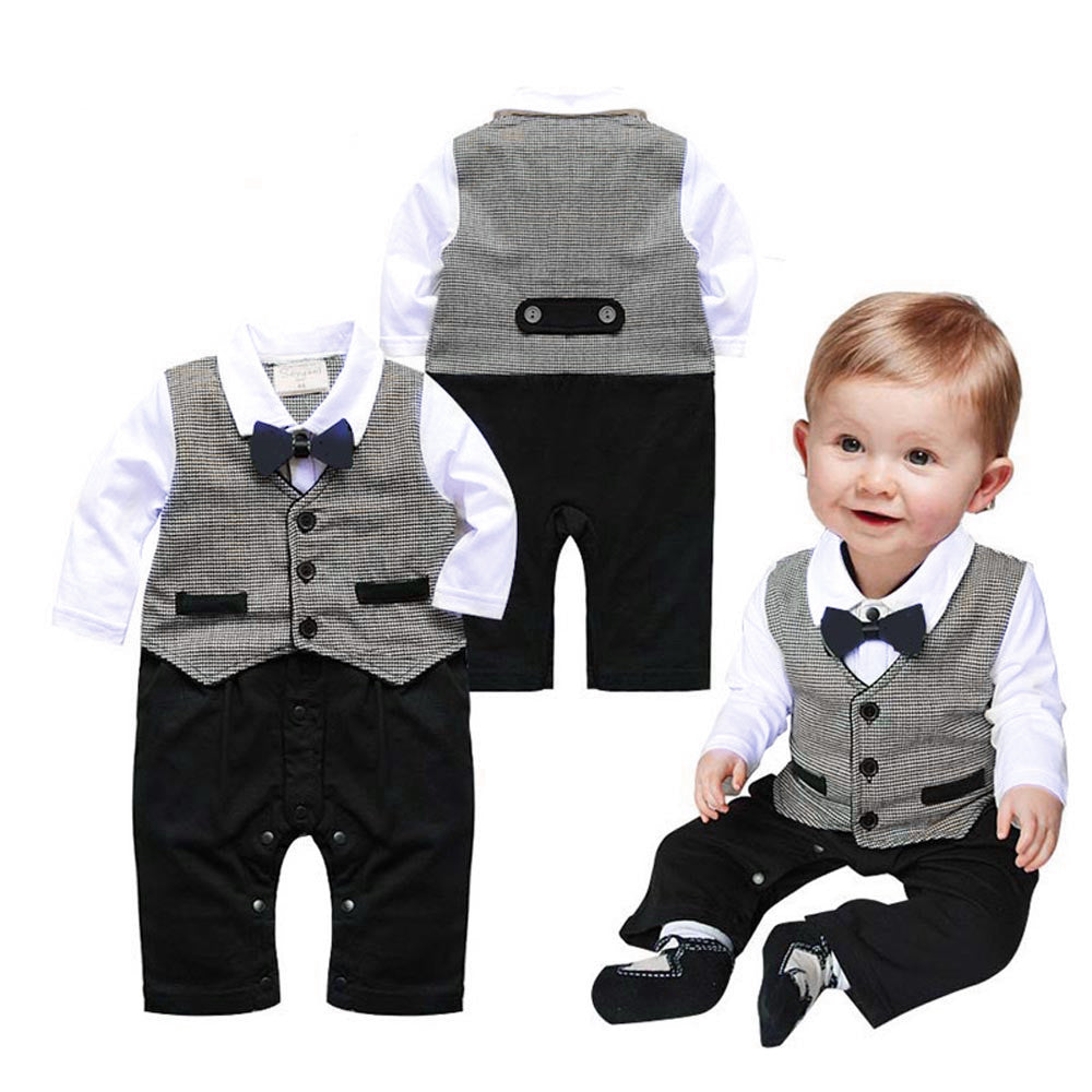Kids Clothes Set Summer Toddler Baby Boy Long - Be Imperial