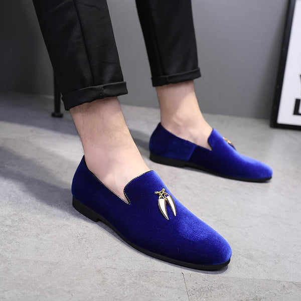 Luxry Men Loafers Shoes