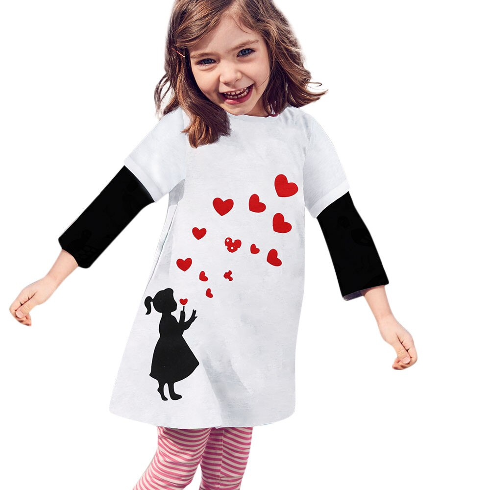 Toddler Baby Girls Dress vestidos Long - Be Imperial