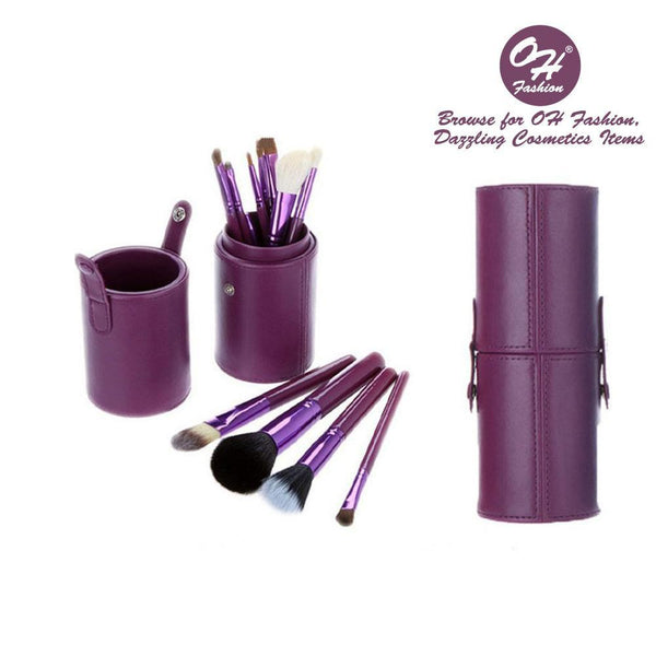 OH Fashion Makeup Brushes Galaxy Purple - Be Imperial