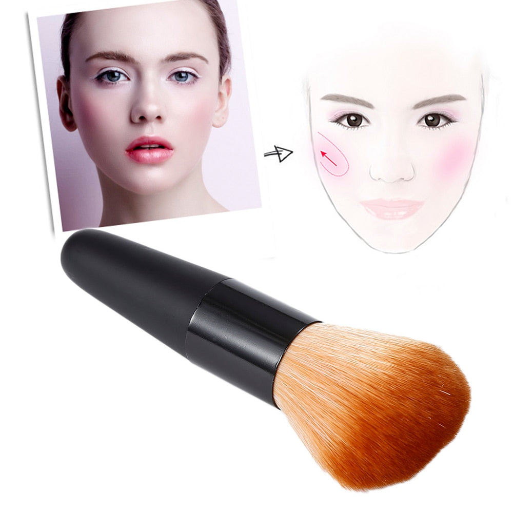 NEW 1PC Blus Brush Large Soft Beauty Powder Big - Be Imperial