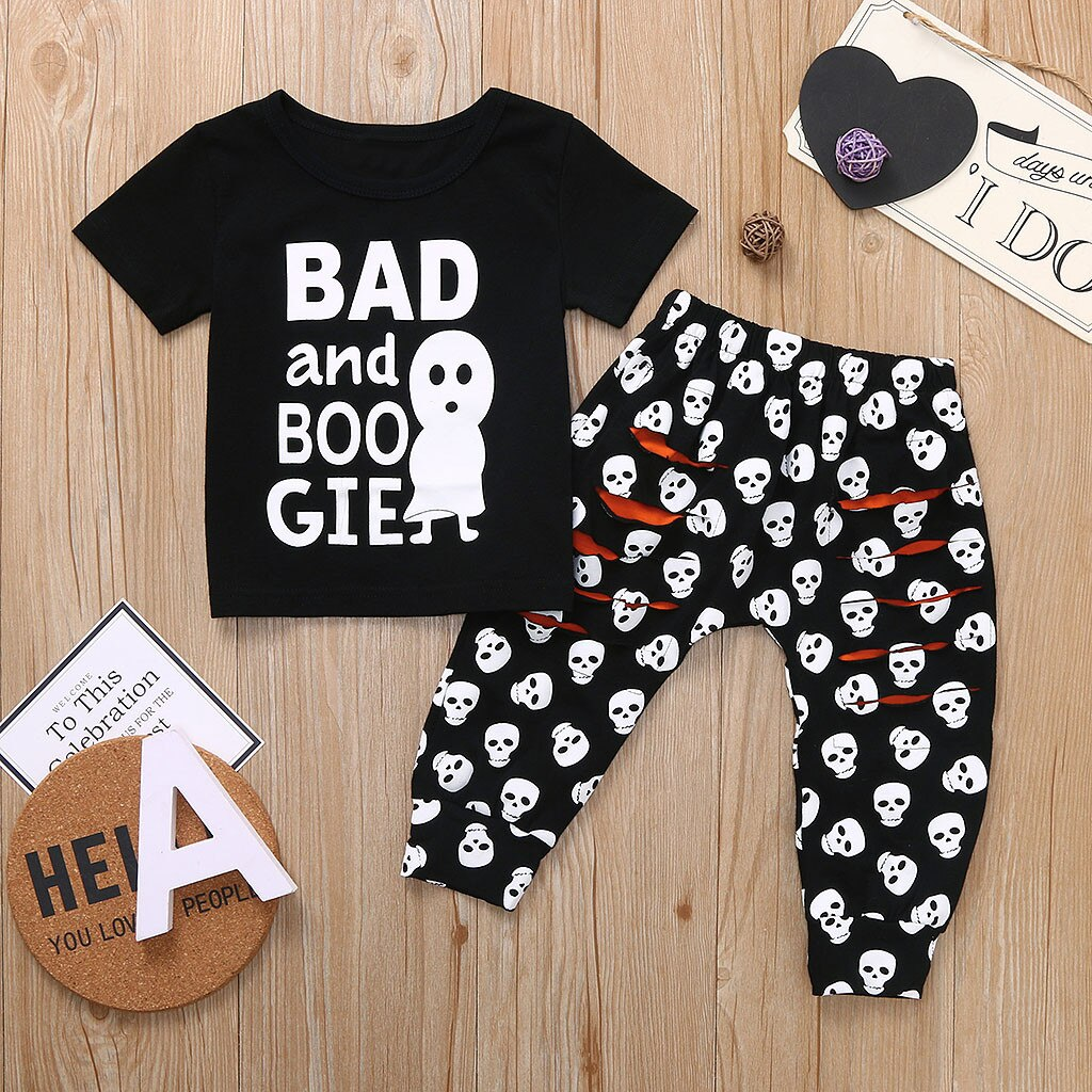 Newborn Baby Clothes Infant Boys Set Halloween - Be Imperial