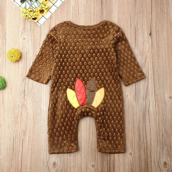 Newborn Infant Baby Boy Girl Cloth Thanksgiving