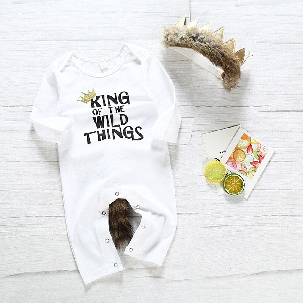 Newborn clothing Infant Baby Boys Girls Long