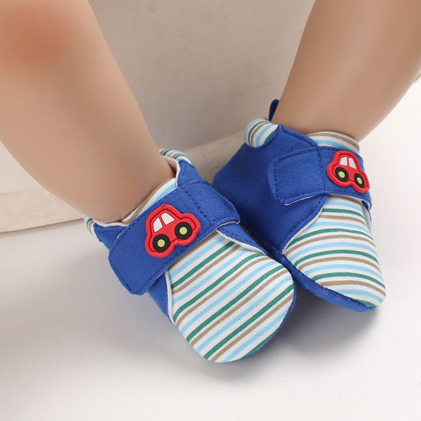 Newborn shoes Baby Girls Boys Solid  First Walkers - Be Imperial