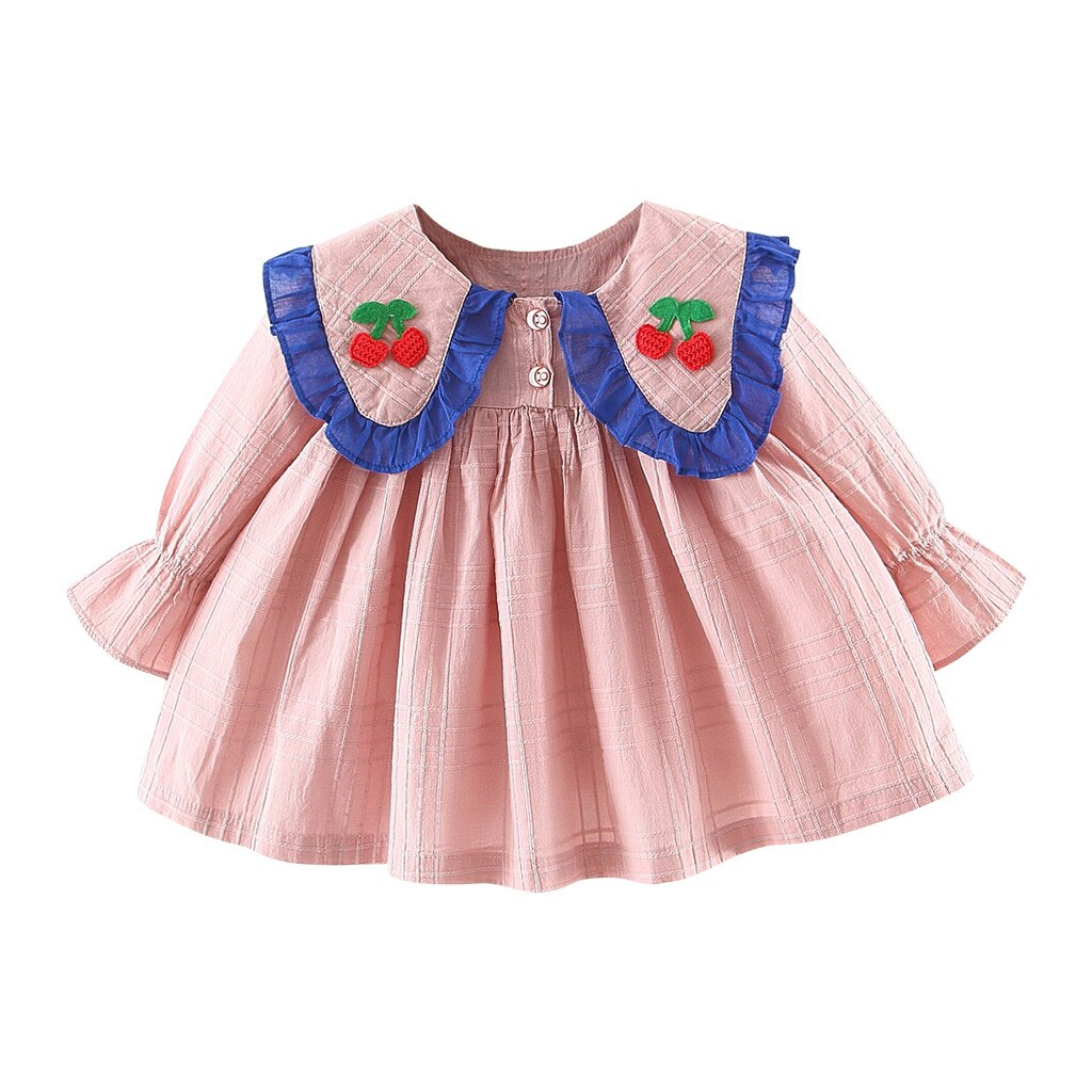 Princess Dress Toddler Baby Kids Girls Ruched