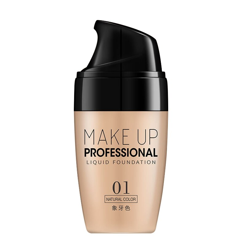 Professional Liquid Foundation Waterproof Face - Be Imperial