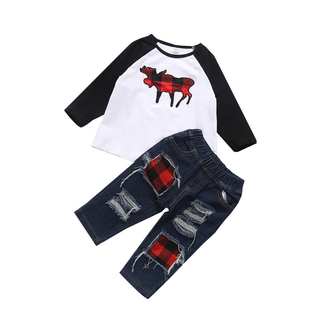 Pudcoco Boy Clothes 0 24M Toddler Kids Baby Boy - Be Imperial