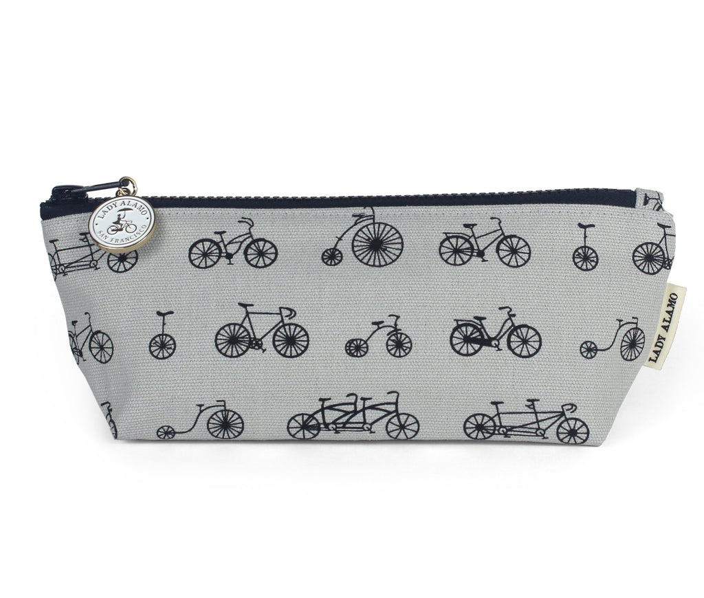 Skinny Zip: Bike Galore Slate - Be Imperial