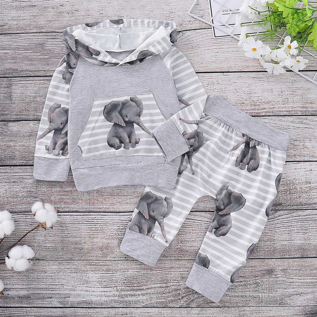 Suit for 0 18M Baby Sets Newborn Baby Girls Boy - Be Imperial